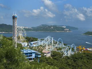 Full Day Ocean Park Tour