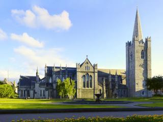 Saint Patrick Cathedral, Dublin, Ireland