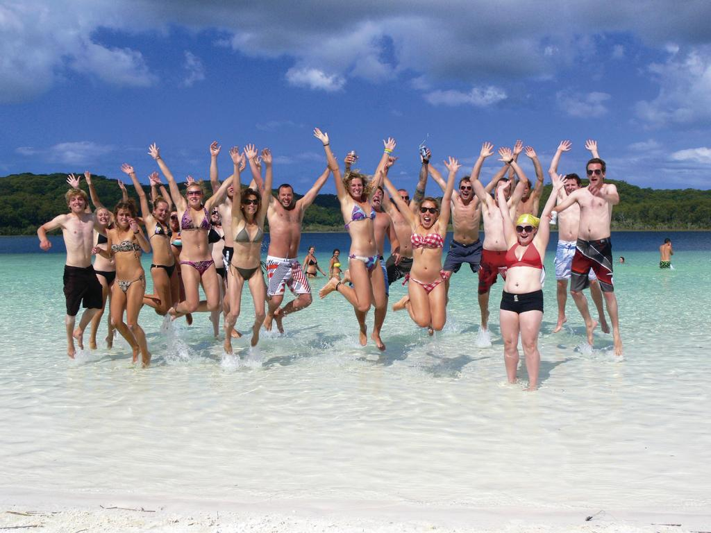 Fraser Island  Day Tours From Noosa