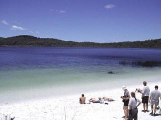 Sunrover 1 Day Fraser Island 4WD Exclusive Tour