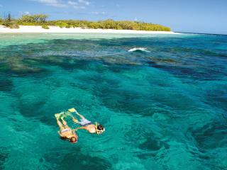 Lady Elliot Island Accommodation