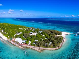 Heron Island Aerial