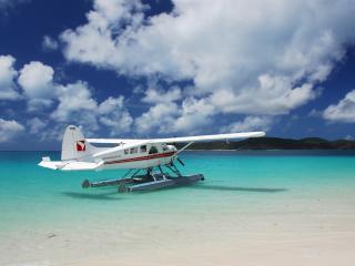 Reef & Whitehaven Scenic Tour