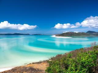 Whitehaven Beach & Whitsundays