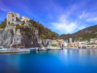 Monterosso Village Harbor, Cinque Terre