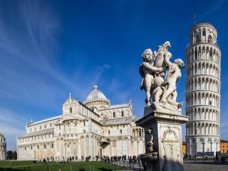 Pisa, Place of Miracles, Piazza dei Miracoli