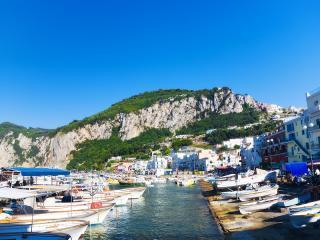 Capri Island & Harbour