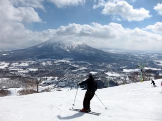 Niseko and Mount Yotei in Japan