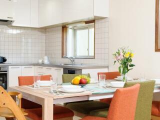 Luxury Chalet Kitchen