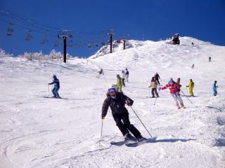 Japan Ski - Happo Slopes, Hakuba