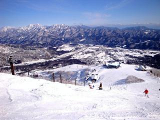Happo Hakuba View, Japan