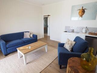 2 Bedroom Beachfront Unit (Newly Refurbished)