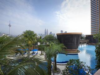 Swimming Pool Sky View