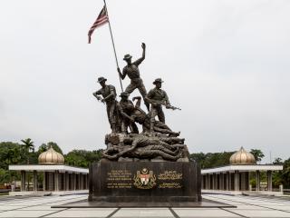 Tugu Negara - War Memorial Kuala Lumpur