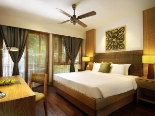 Rainforest Chalet Room Interior