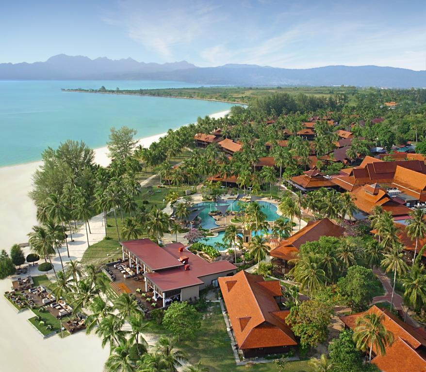 Malaysia Beach: Meritus Pelangi Beach Resort & Spa Langkawi Accommodation