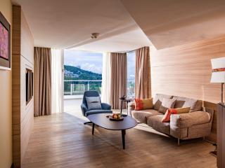 King Terrace Suite Sea View