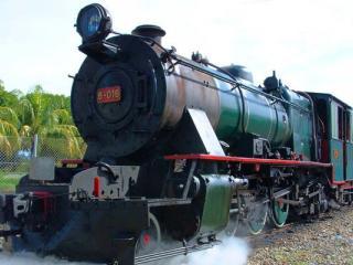 North Borneo Steam Train with Lunch