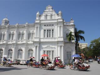 Heritage Trishaw Ride