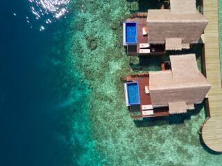 Reef Pool Water Villa
