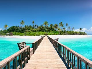 Maldives header image