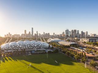 City Stops Melbourne