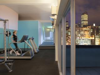 Rooftop Fitness Centre