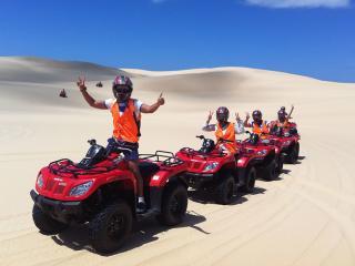 Sand Dune Adventures