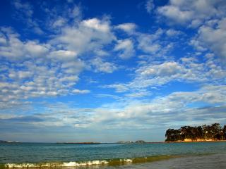 Sunrise Beach in Batemans Bay