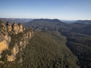 Three Sisters Katoomba Blue Mountains Destination NSW