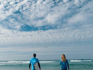 Surf School Kingscliff Beach