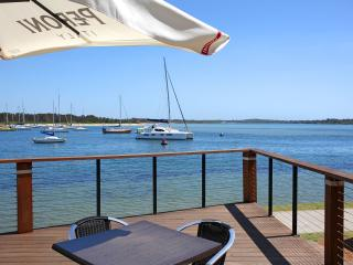 Deck Overlooking Port Macquarie