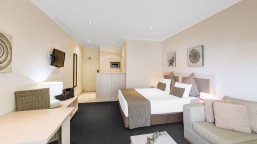 Hotel Room / Studio Lagoon