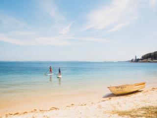 Shoal Bay, Port Stephens - Destination NSW
