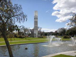 Clock Tower in the Square, Palmerston North
