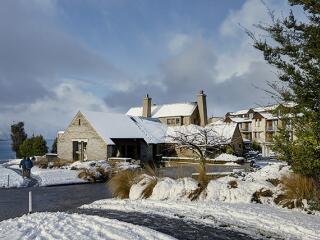 Heritage Queenstown In Snow