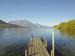 Lake Wakatipu Jetty