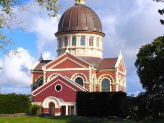 Church In Invercargill, New Zealand