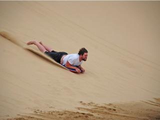 Dune Boarding