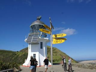 Dune Rider, Cape Reinga lighthouse via 90 Mile Beach