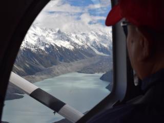 Tasman Glacier