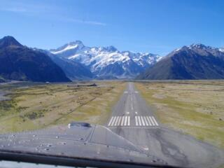 Ski Plane Runway