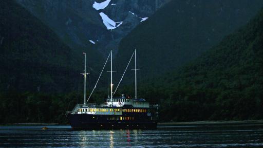 Milford Overnight Cruise