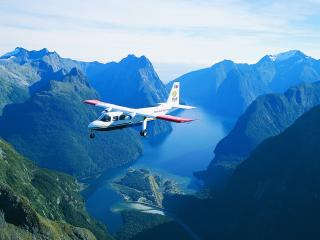 Milford sound Flightseeing