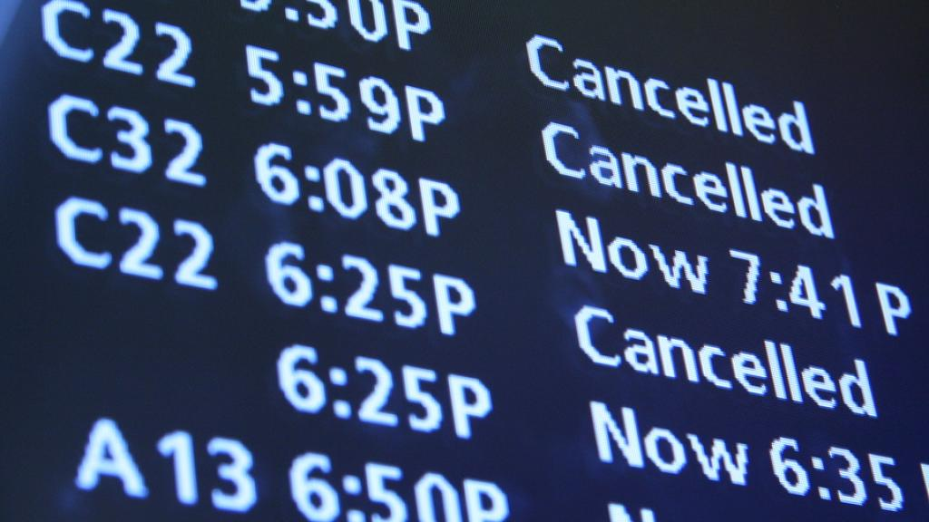 Blog - Generic - Cancelled Flights