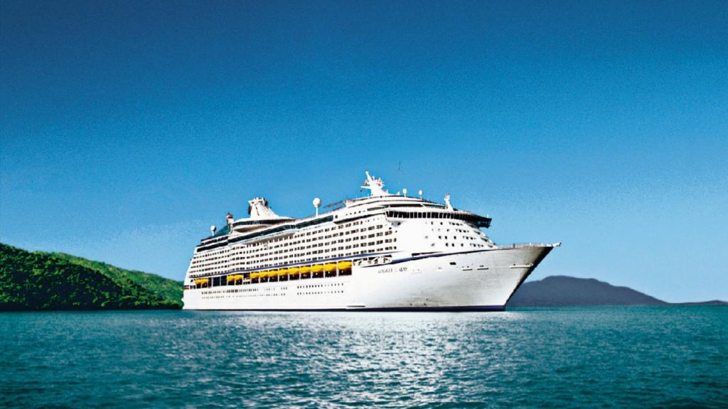 Cruise- Royal Caribbean - Voyager of The Seas