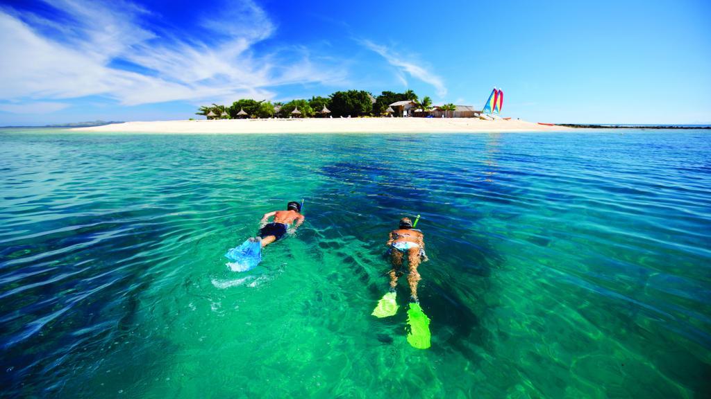 South Sea Island Cruise - Snorkelling