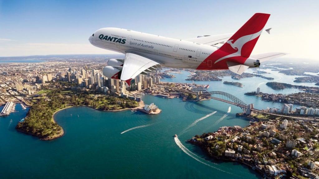 Blog - Generic - Qantas Plane [HD]
