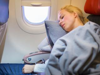 Blog - Generic - Plane Passenger