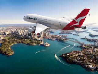Qantas Plane [HD]
